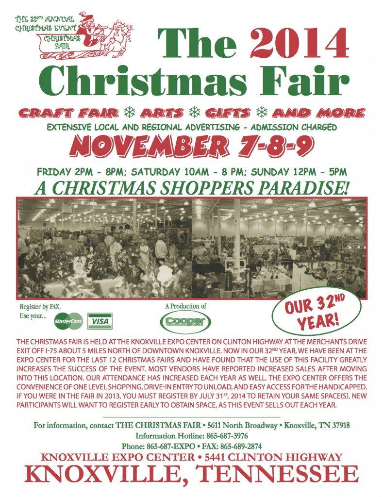 Christmas Craft Fair Knoxville Expo Center