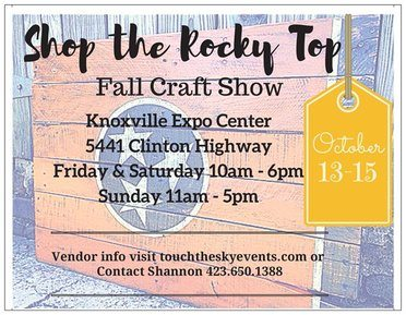 Rocky Top Fall Craft Show